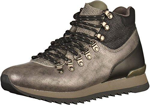 s.Oliver 5-25232-37 Damen Sneakers Silber
