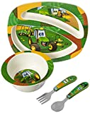 John Deere's Johnny Tractor and Friends Feeding Set - Best Reviews Guide