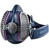 GVS Elipse SPR451 P100 Elipse Half Mask Respirator, Small/Medium, Blue