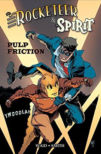Rocketeer/The Spirit: Pulp Friction