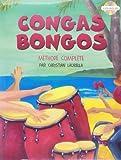 Congas Bongos Methode Complete 2 CD