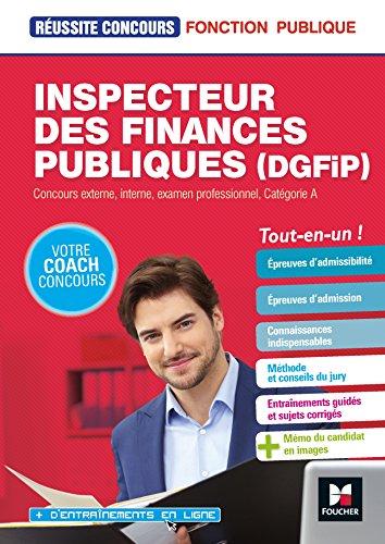 Réussite Concours Inspecteur DGFIP 2018-2019 par Michaël Mulero