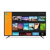 #3: CloudWalker 139 cm (55 inches) 4K Ready 55SFX2 Full HD Smart LED TV (Black)