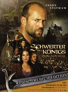 Schwerter des Königs - Dungeon Siege (Premium Edition, + Audio-CD) [3 DVDs]