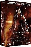 Jackie Chan - Espion amateur + Jackie Chan dans le Bronx + Jackie Chan sous pression + Dragon Blade