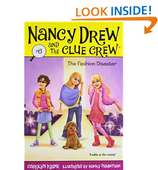 Nancy drew fashion disaster 8
