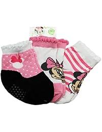 Pack 3 calcetines Minnie Disney baby