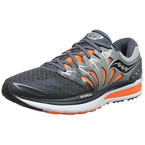 51J yi7wyBL. SS500  - Saucony Men's Hurricane Iso 2 Trail Running Shoes