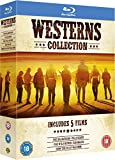 Westerns Collection [Blu-ray] [1956] [Region Free]