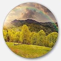 Baum Herzform Sonnenuntergang Wolken 150x50cm Panoramabild Schwarz Weiss