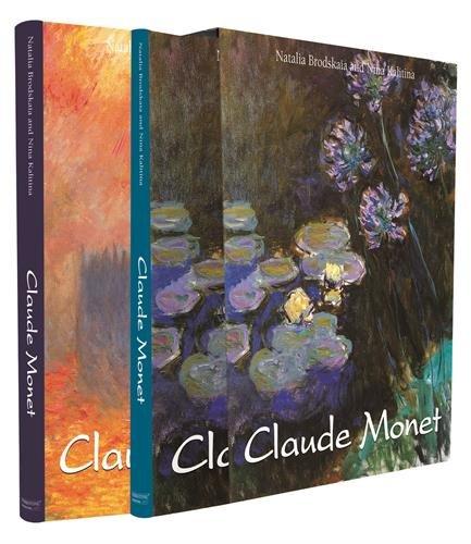 Claude Monnet - Volumes 1 et 2 par Nina Kalitina