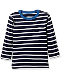 GAP Baby Boys' Striped Regular Fit T-Shirt