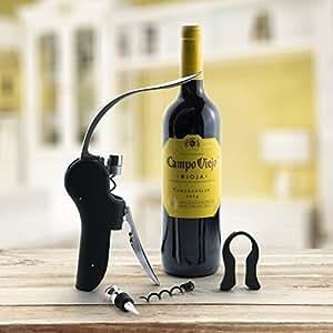 platine ustensiles best d capsuleur tire bouchon levier style bouchon en li ge pour vin avec. Black Bedroom Furniture Sets. Home Design Ideas