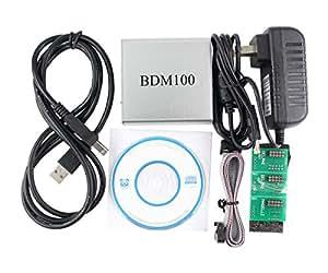XTremeAmazing bDM100 mPC555 câble flash compatible eDC16 mED9.5 chip-tuning lire lettre programmateur