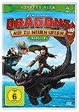 Dragons - Auf zu neuen Ufern - Staffel 4 - Vol. 2