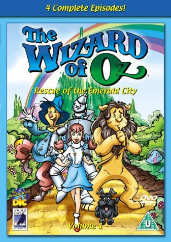 Vol. 1 - Rescue Of The Emerald City