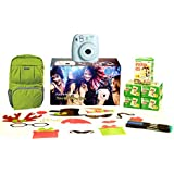 Fujifilm Instax Mini 8 Party Box (Blue)