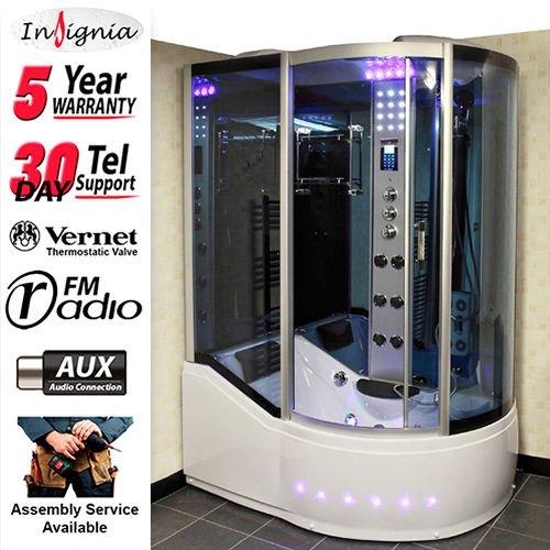 Cabine de douche Cabine de bain à vapeur gt8059l 1700mm.