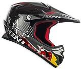 Kini Red Bull Downhill-MTB Helm MTB 17 Schwarz Gr. XL