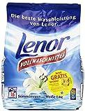 Lenor Vollwaschmittel Pulver Sommerregen Weiße Lilie, 16Waschladungen