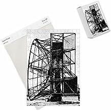 Photo Jigsaw Puzzle of British Radar Installation, Second World War, 1945
