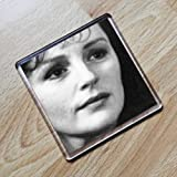 BONNIE BEDELIA - Original Art Coaster #js006