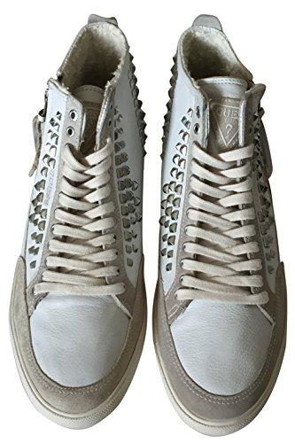 Guess , Herren Sneaker Weiß