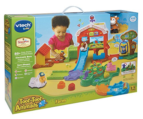 Image of VTech Baby Toot-Toot Animals Farm
