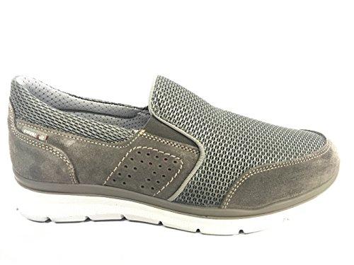 ENVAL SOFT 79082/00 homme glissement sur la chaussure GREY Gris