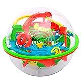 Magic Puzzle bolas, mamum 100obstáculos 3d laberinto mágica intelecto Ball Balance Maze...