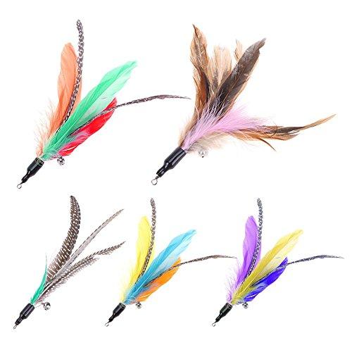 Domybest - Juego 5 cabezales recambio plumas