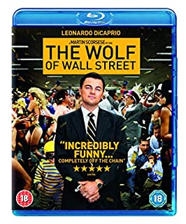 The Wolf of Wall Street [Blu-ray] [2013] [Region Free] (B00DGWS39Y) | Amazon price tracker / tracking, Amazon price history charts, Amazon price watches, Amazon price drop alerts