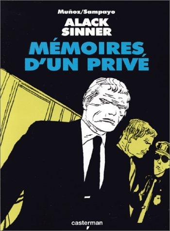 Alack Sinner : Mémoires d'un privé par (Broché - Jul 29, 1999)