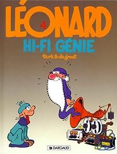 """Afficher """"Léonard n° 4 Hi-Fi Génie"""""""