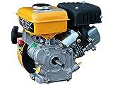 Rotek luftgekühlter 1-Zylinder 4-Takt 87ccm Benzinmotor, EG4-0090-H-Q1