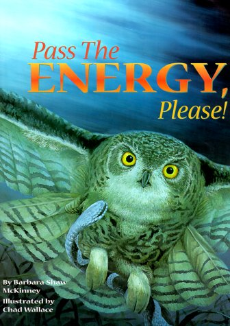 Pass the Energy (Sharing Nature With Children Book) - Food Dawn Products