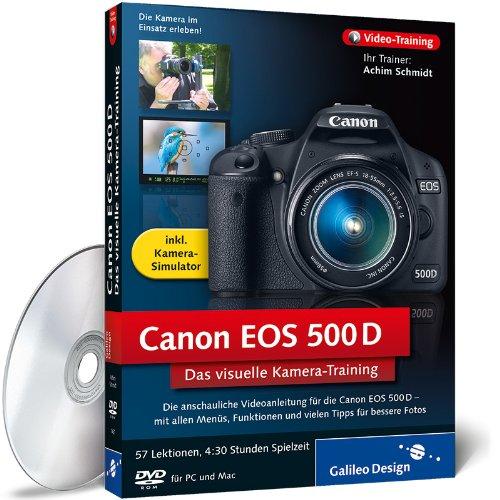 Eos-film (Canon EOS 500D - Das visuelle Kamera-Training)