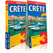 CRETE (EXPLORE! GUIDE 3en1)