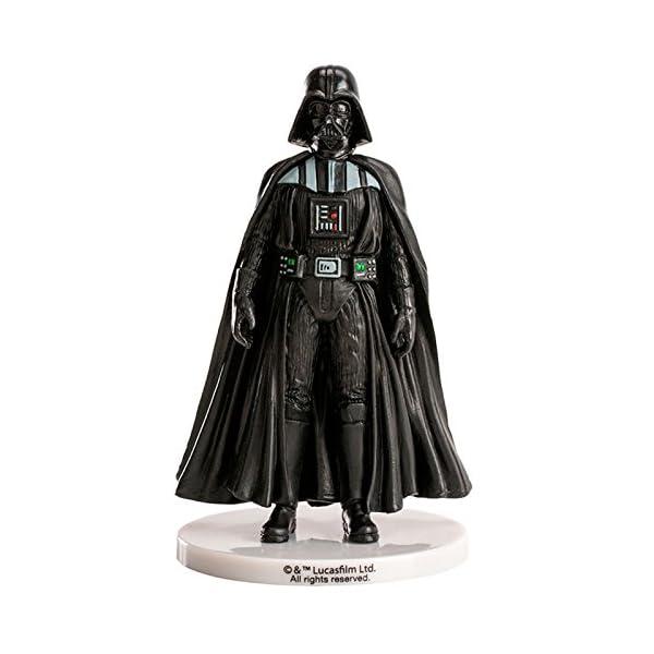 DEKORA Figura Darth Vader Star Wars 9cm 1