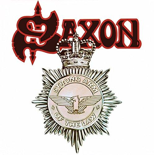Saxon: Strong Arm of the Law [Vinyl LP] (Vinyl)