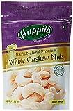 #9: Happilo100% Natural Premium Whole Cashews, 200g