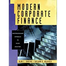 Modern Corporate Finance: An Interdisciplinary Approach to Value Creation