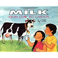 Milk from Cow to Carton: : Let's Read and Find out book (Let's-Read-and-Find-Out Science 2)