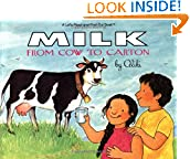 #6: Milk from Cow to Carton: : Let's Read and Find out book (Let's-Read-and-Find-Out Science 2)