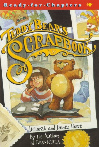 Teddy Bear's Scrapbook (Ready for Chapters) (English Edition)