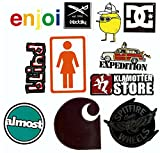 klamottenstore Hipster Mix SLAVE 10 Skate Marken Aufkleber - Best Reviews Guide