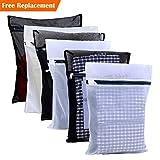 Wäschenetz Set of 6 Stück Wäschesack Xpassion Wäschetasche Wäschebeutel für Waschmaschine Ideal für BH Unterwäsche Socken Strumpfhosen Babysachen