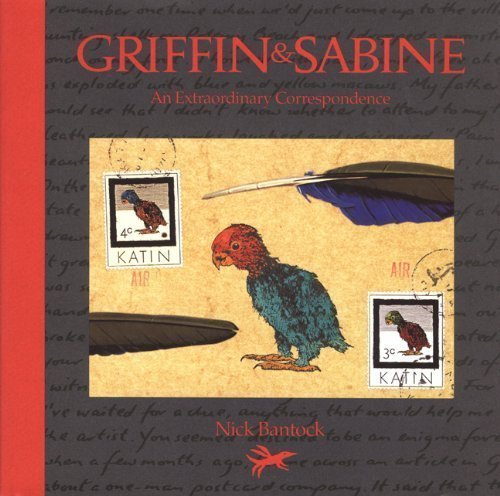 Griffin & Sabine: An Extraordinary Correspondence (Edition First Edition) by Nick Bantock [Hardcover(1991??]