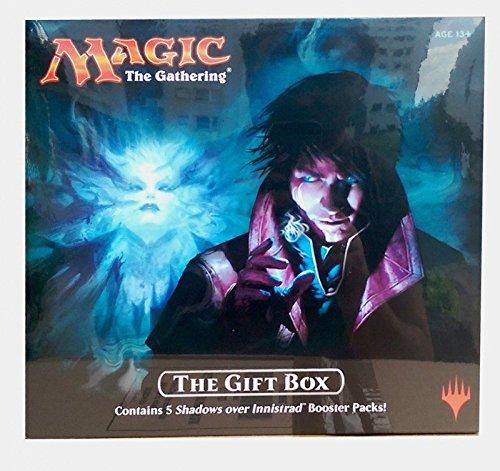 Magic the Gathering MTG-SOI-GB-EN - Shadows over Innistrad Gift Box - Englisch
