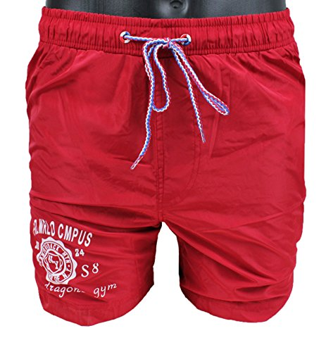 maillot-homme-rouge-mer-austar-yachting-boxer-slim-short-stretch-fit-rouge-small